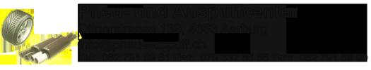 Pneu- und Auspuffcenter Aarburg